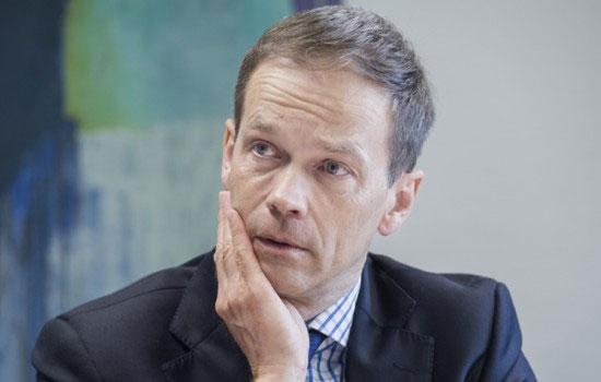 Martin Scholl, CEO der ZKB