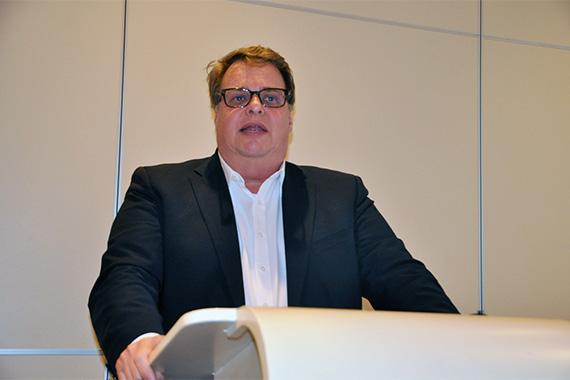 Lunch und Referat mit Lars Thomsen - 12. Februar 2020